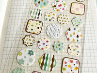 Clear Schedule Sheet of Stickers / Kiki's Delivery