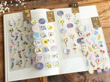Clear Schedule Sheet of Stickers / Spirited Away