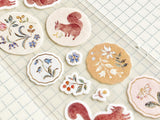 Self-Inking Planner Stamp Pen - Moomin