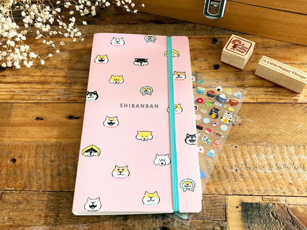 Multi Pocket Sticker File Folder for your sheet & flake stickers - Shibanban