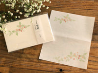 Japanese Kaishi Paper / Strawberry
