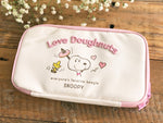 Snoopy multi-purpose pouch / Pen Case