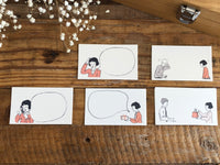 Masco Eri Mini Note Cards