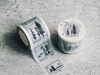 Lihao Paper / My Scenery Washi Tapes