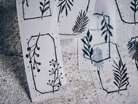 Lihao Paper / Words Of Plants Frame Tracing Paper Rolls