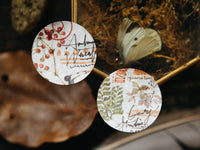 OURS Transfer Sticker Set - Wild Plants (2 pieces)