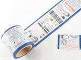 Snoopy Curing Tapes for packing at your choice