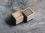 Lihao Paper / Original Stamps - Tiny Postmark Frame Stamps at your choice