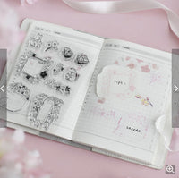 BGM Clear Stamps - Cherry Blossom
