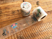 Sanrio Curing Tapes for packing at your choice