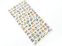 Cute Gorogoro Nyansuke sheet of Stickers