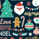 Winter Collection Xmas sheet of Stickers at your choice