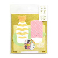 Traditional Japanese Washi Stickers / Seal bits at your choice