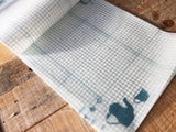 Classiky Japanese Glassine Paper Writing Paper / Letter Pad