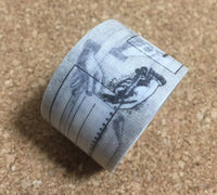 "Limited Edition mt Japanese Washi Masking Tape - ""Hand and Frame"""