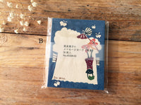 High Quality Washi Paper Message Cards by Mihoko Seki