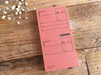Classiky / DROP AROUND Reserved Notebook