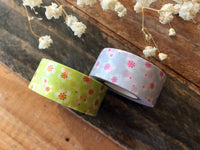 Mark's Japanese Washi Masking Tape - Japan Series - Plum Blossom
