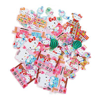 Sanrio Summer Flake Stickers / Seal Bits - Japanese Style Series