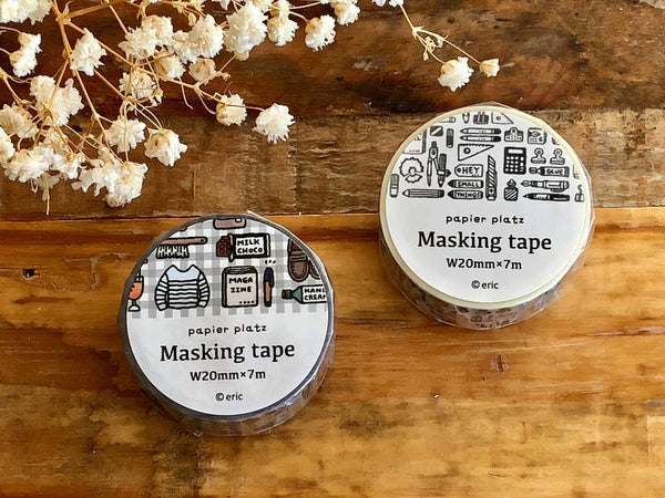 Eric Small Things Japanese Washi Masking Tapes