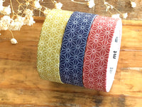 MT 2018 S/S - Japanese Washi Masking Tape / Traditional Japanese Color Series - Leaves