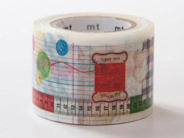 MT ex Encyclopedia Japanese Washi Tape / 30mm wide Material