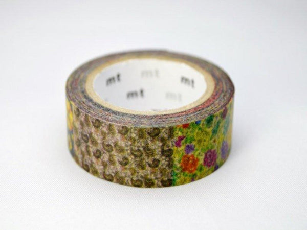 Limited Edition mt Japanese Washi Masking Tape Vol.2 - Pattern of fashion experts