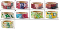 Discontinued-Japanese Washi Masking Tape - Little Path / Chamil Garden Vol.3