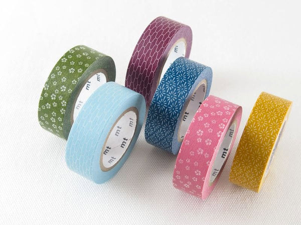MT ex 2015 S/S - Japanese Washi Masking Tape / Traditional Japanese Design at your choise