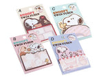 Snoopy Die-Cut One Point Sticker / Index / Bookmark / Sticky Memo