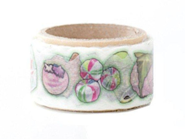 Yano Design Die-cut Japanese Washi Masking Tape / Traditional Japanese Confectionery
