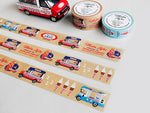 Traveler's Factory Washi Masking Tape - HAVE A ICE TRIP with Mister Softee!