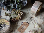 Sunny Sunday Original Washi Masking Tape - Ticket No.1