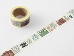 Traveler's Factory Washi Masking Tape - Travel Tools