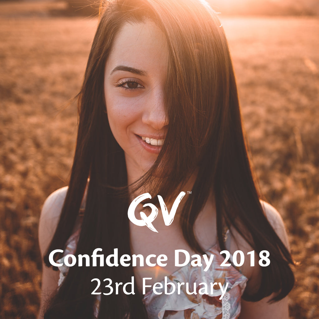 SAVE THE DATE AND JOIN HANDS FOR QV CONFIDENCE DAY 2018