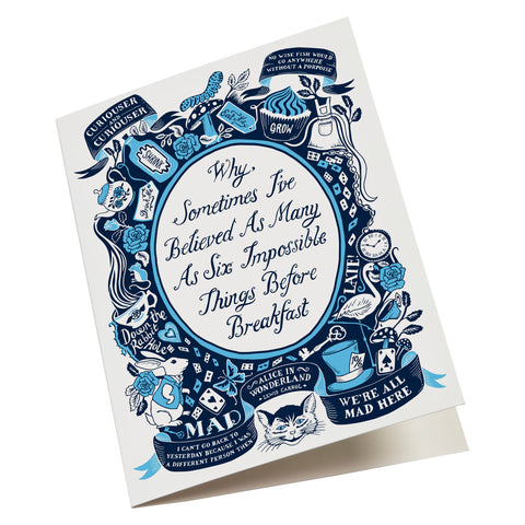 Book Quotes Greeting Cards