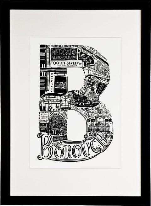 Borough Print