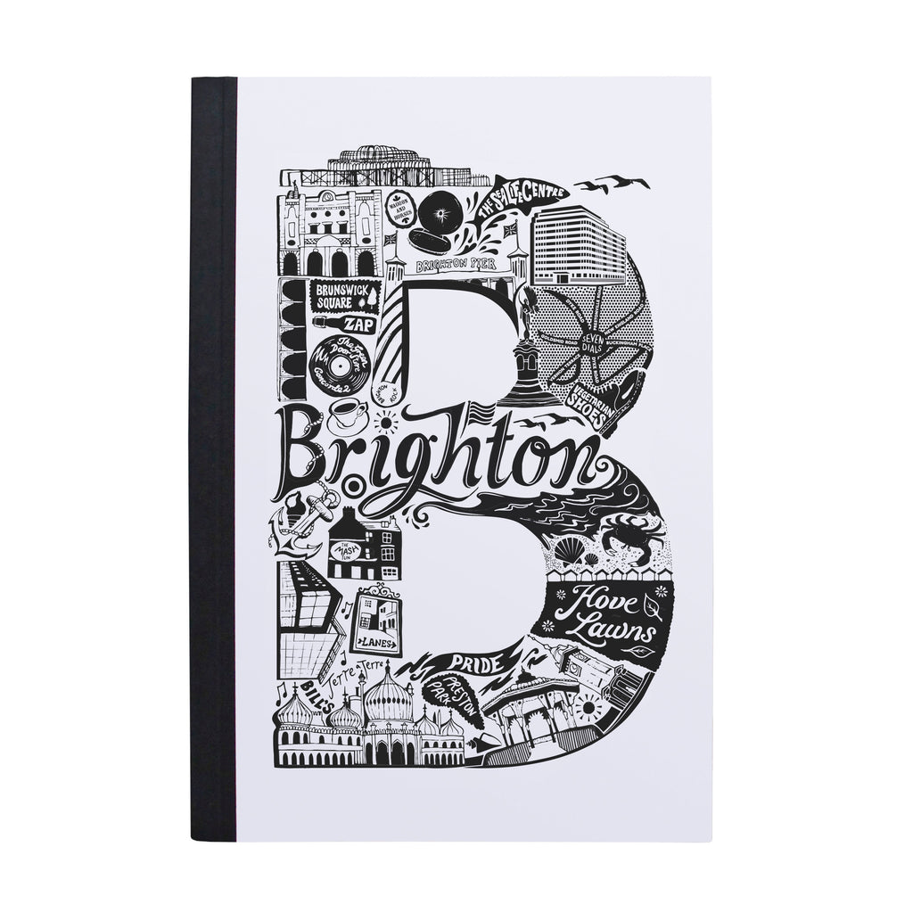 Location Letter Notebook - the perfect gift for stationery lovers!