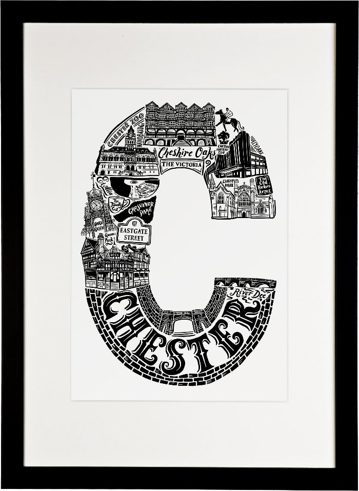 Chester Print