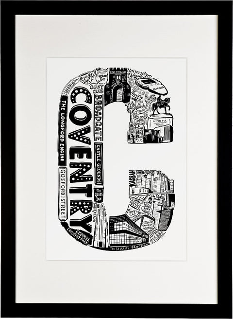 Coventry Print