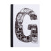 University Town Graduation Notebook Gift