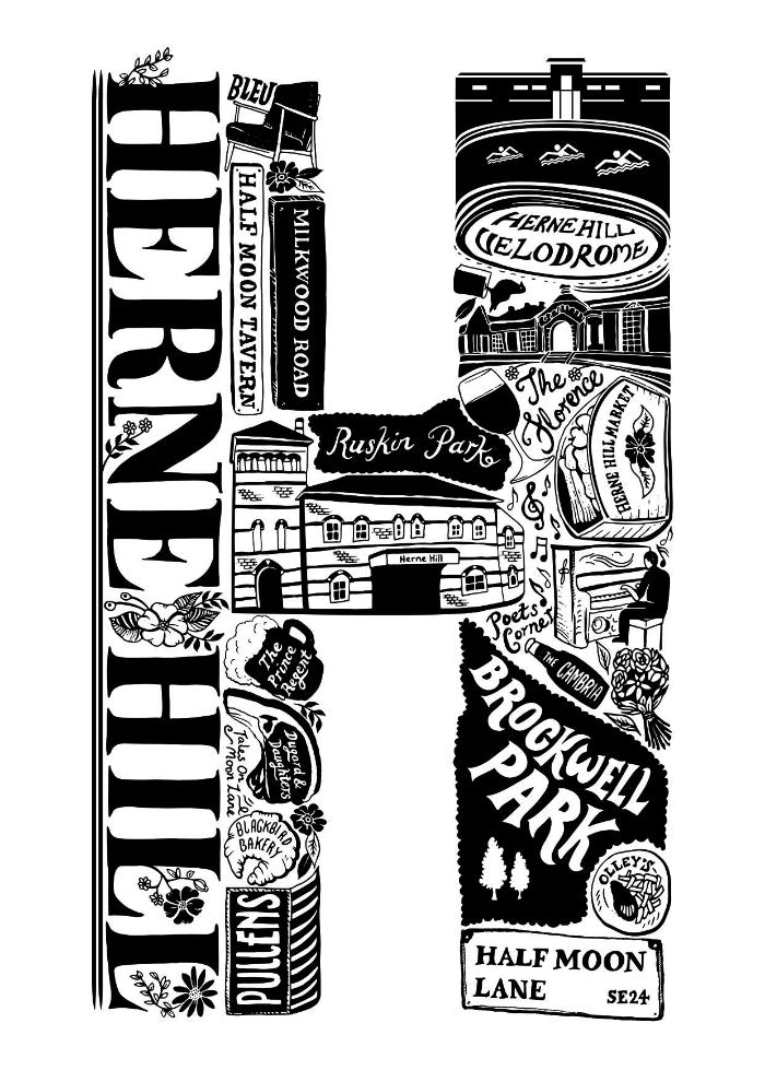 Herne Hill print