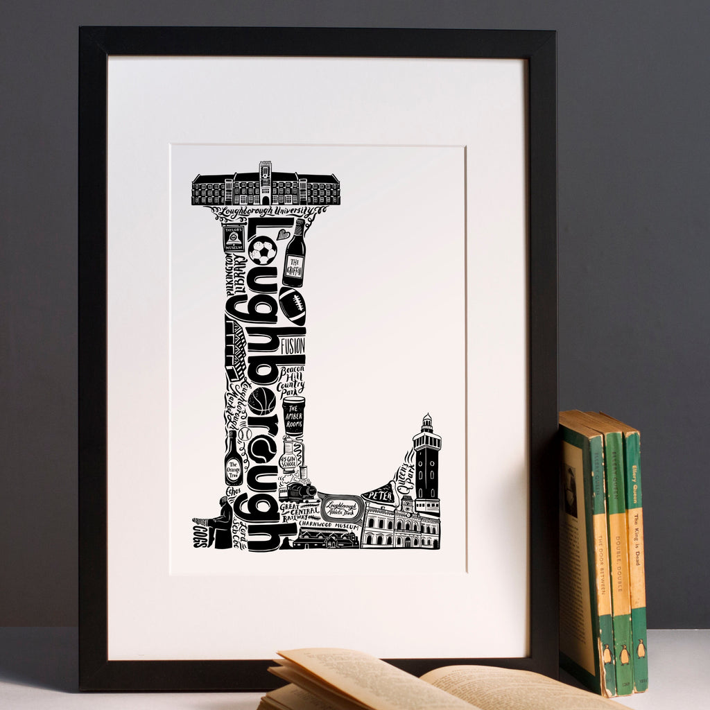 Loughborough Printers: Lucy Loves This