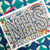 NHS Colouring Poster - raising money for NHS Charities.