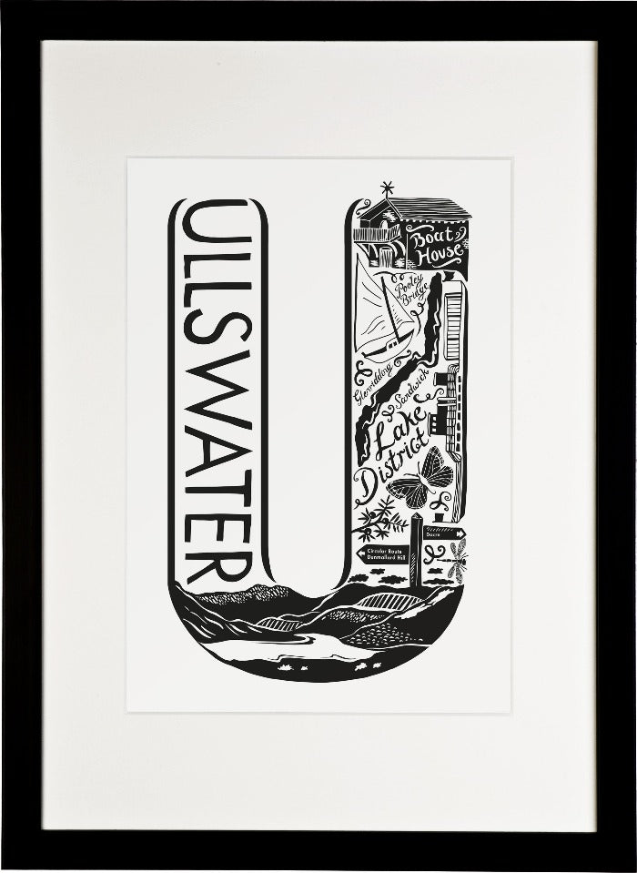 Ullswater print – Lucy Loves This
