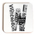 London Location Letter Coasters - Sale
