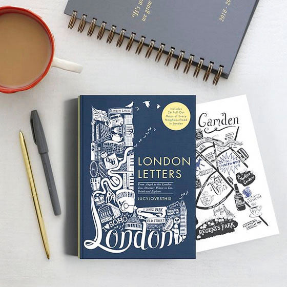 London Letter book - Alternative guide to London