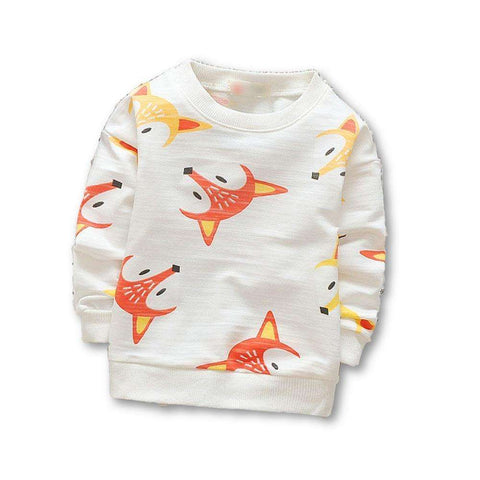 Foxy,Sweatshirt,Hollice
