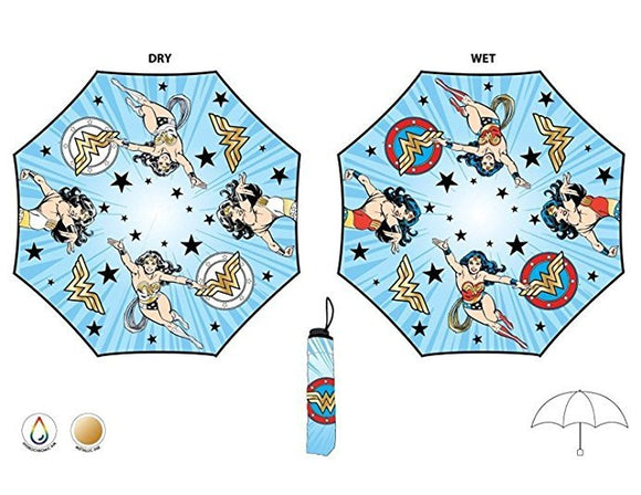 DC- Wonder Woman Color Change UMBRELLA