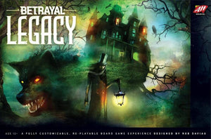Betrayal At House On The Hill Legacy PREORDER